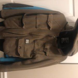 Boys size small billabong jacket